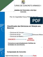 04 - Propriedades Do Concreto e Do Aço - Concreto