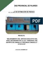ESTIMACION DE RIESGO TANQUIHUA.docx