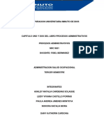 Capitulo 2 Procesos Administrativos
