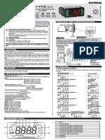Manual del sensor