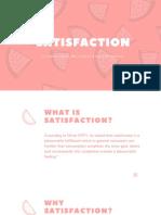 satisfaction presentation-2