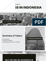 How to Establish Business in Indonesia - Remidian
