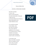 poesia. F Muñoz.