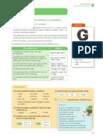 Ortografía La Letra g