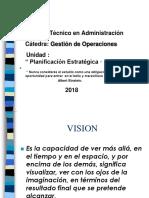 Gestion de Operaciones     Unidad II PLANIFICACIÓN ESTRATEGICA.pdf