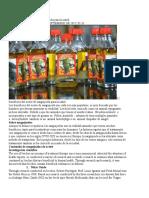 propiedades de aceite de sanguijuela