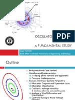 Oscillatory Instability