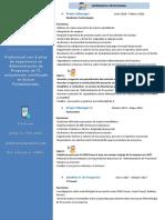 Curriculum Vitae - Oscar Eduardo Cruz Garduño 2019