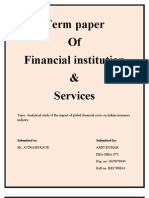 indian financial system
