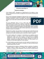 Evidencia 4 Fase II Planeacion Estrategica V2
