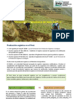 producción orgánica de papa nativa
