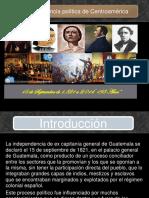 Independencia Política de Centroamérica y Honduras1810-1821