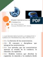 Bases Neuologicas Del Comportamiento