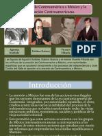 Anexión de Centroamérica a México