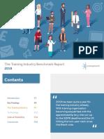 Training Industry Benchmark Report 2018