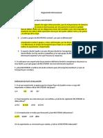 Negociación Internacional Ejercicios Incoterms