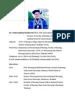 Dr.samoraphop CV