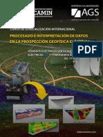 Brochure Procesado e Interpretacion de Datos en La Prospeccion Geofisica Electrica