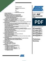 ATMEGA1281-16AU-Atmel