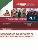 Competencia Jurisdiccional Internacional