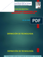 Semana 1 Definicion de Tecnologia