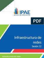 Sesion12 - Infraestructura de Redes