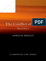 (Clarendon, Law Series) Adrian Briggs-The Conflict of Laws-Oxford University Press (2013).pdf