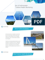 Application of Inclinometer in Wind Turbine Health Monitoring