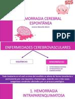 Hemorragia intracerebral