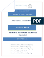 26-6-2010, 'Learning Resources Standard' Committee - Action Plan[1][1]