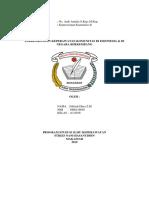 Fildzah Dhea Z.M - NH0116050