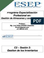 Almacenes y Gestión de Inventarios - Versión 1 Diapositiva