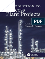Agca, Selcuk_ Cotone, Giancarlo - Introduction to Process Plant Projects-CRC Press _ Taylor & Francis (2019)