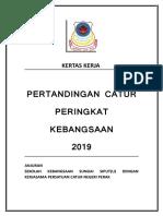 KERTAS KERJA CATUR 2019.doc