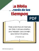 La Biblia a Traves de Los Tiempos Laminas Co