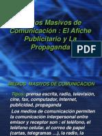 EL AFICHE PUBLICITARIO
