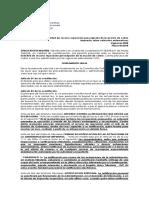Solicitud de Recurso Reposición Prescripción de La Acción de Cobro 2008
