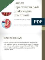 Asuhan Keperawatan Pada Anak Dengan Urolithiasis