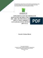 """IMPLEMENTACION DE MEDIDAS DE MITIGACION DE IMPACTOS AMBIENTALES, DEL AREA DE INFLUENCIA DIRECTA DE  LA MINA A CIELO ABIERTO """"SAN JOSÉ"""" LOCALIZADA EN EL MUNICIPIO DE PAIPA (BOYACÁ).pdf"""