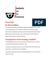 travel safe article 2