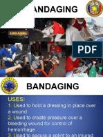 6. Bandaging and Splinting