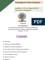 A Novel Approach to Electrocoagulation_MMMUT 2019
