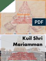 Kuil Shri Mariamman