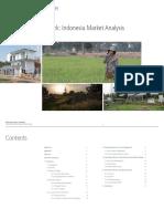 GPM Market Analysis Indonesia April2013