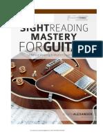 Kupdf.net Sight Reading Mastery for Guitar.en.Es