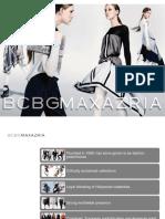 BCBG Communication Plan