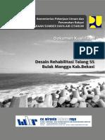 PQ WBA Desain Rehabilitasi Talang SS Bulak Mangga Kab.bekasi