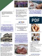 Shalom Brochure 3-6-19