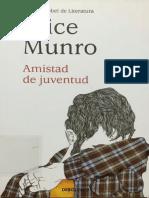Amistad de juventud - Alice Munro.pdf