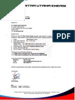 Contoh Surat Penawaran Bbm